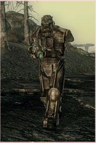 Soldat der Enklave