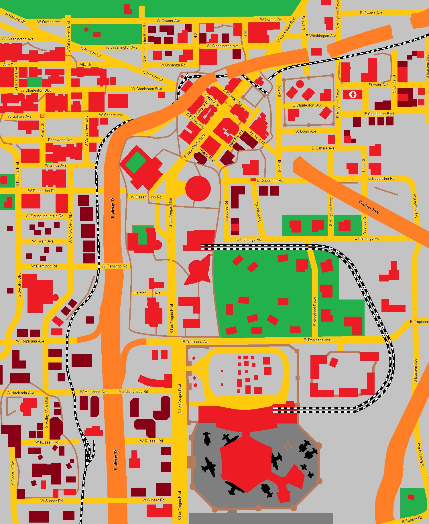 Fallout New Vegas Karte Mit Allen Orten Deutsch.New Vegas Markierte Orte Fallout Area